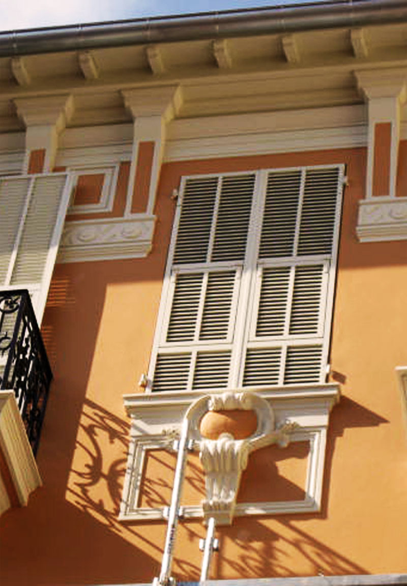 DEKO façade peintures extérieures