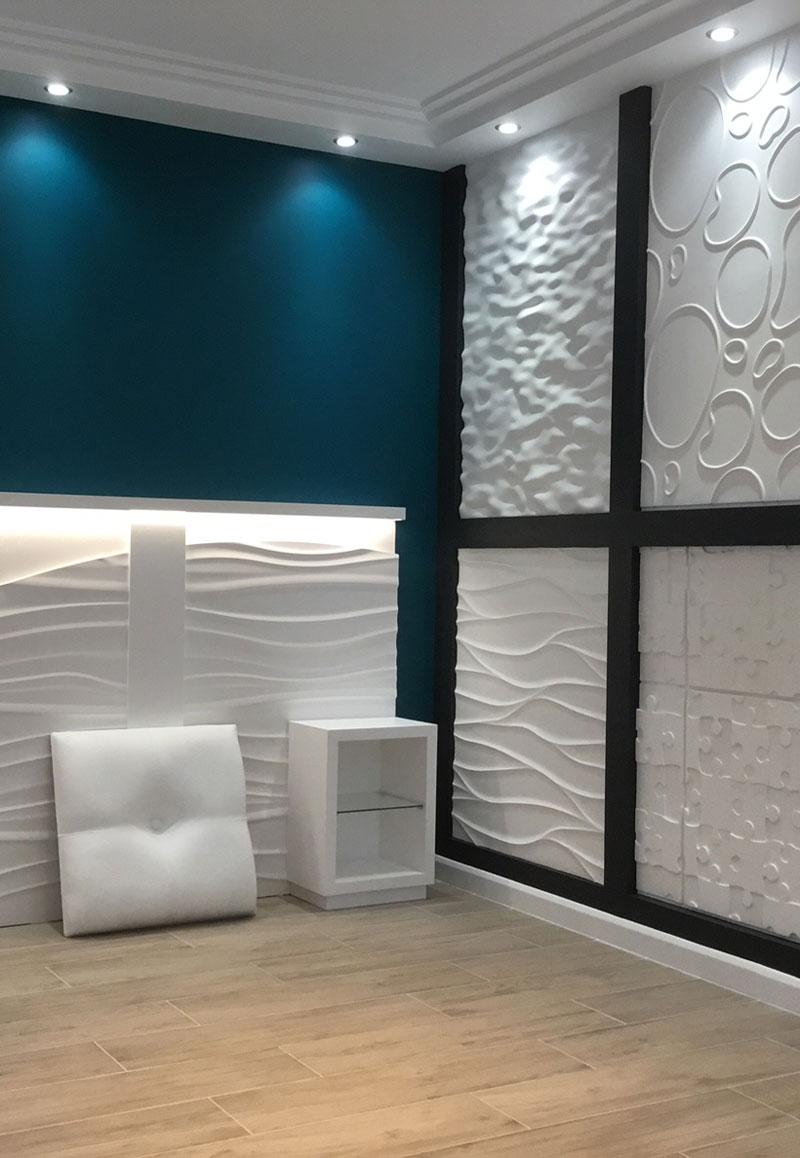 DEKO : faux plafond - Corniche - Staff